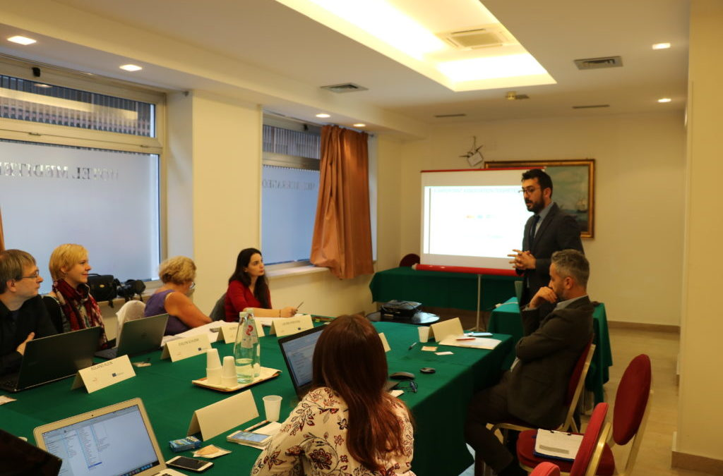 SWING KICK OFF MEETING IN PALERMO