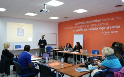 III° Transnational Meeting in Yecla (Spain)